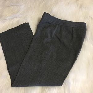 Rafaella straight leg petite work pants